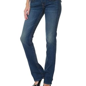 True Religion Reclaimed Billy Straight Jeans - 27